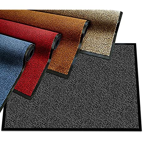 Premium Entry Mat Entrance Mat Comparison Test Score Very Good A 1 3 Ideal As Front Door Mat Or Entry Rug Red 24 X 36