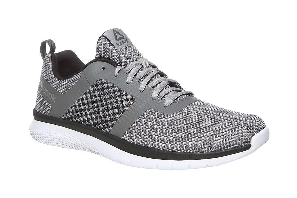 Reebok PT Prime Runner FC, Zapatillas de Trail Running para Hombre 46 EU|Multicolor (Tin Grey / Foggy Grey / Coal / Chalk Green / Whi 000)