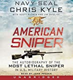 By Chris Kyle, Scott McEwen, Jim DeFelice:American Sniper CD [AUDIOBOOK] (Books on Tape) [AUDIO CD]