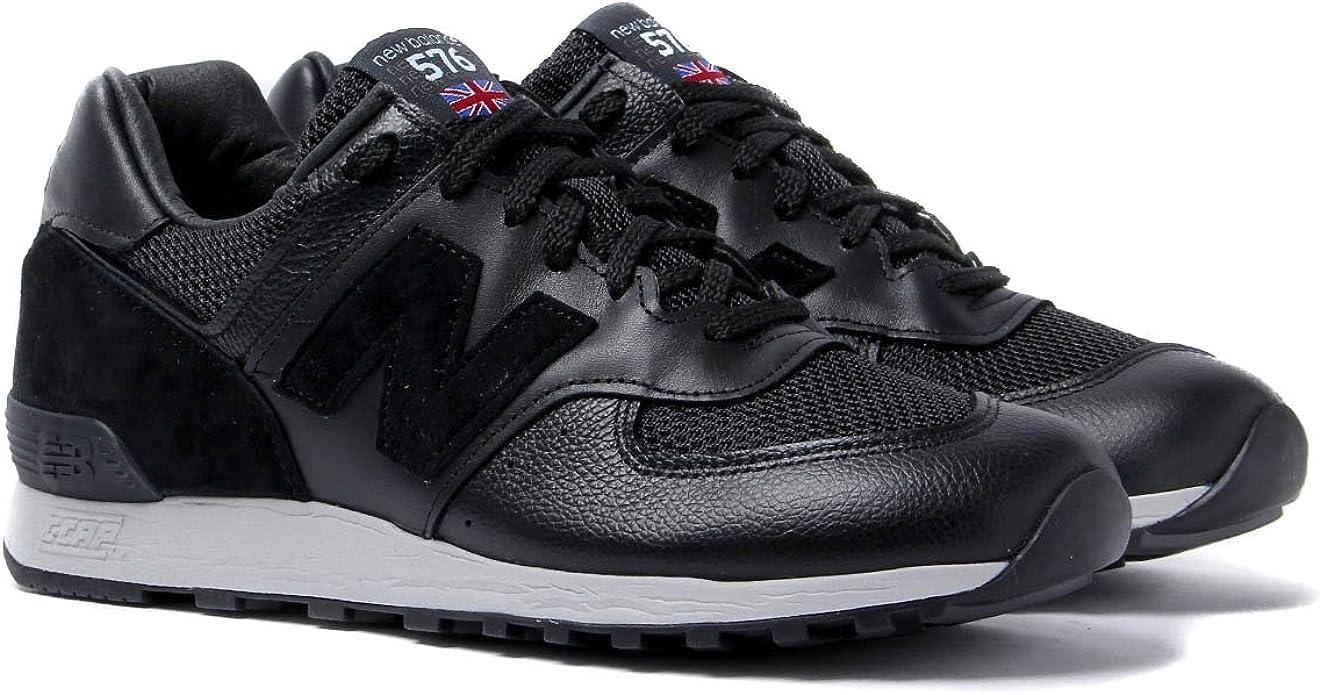 New Balance M 576 Sneakers Herren schwarz