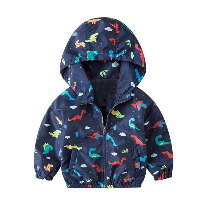 Amazon.com: Moonker - Abrigo para bebé de 2 a 6 años de edad ...