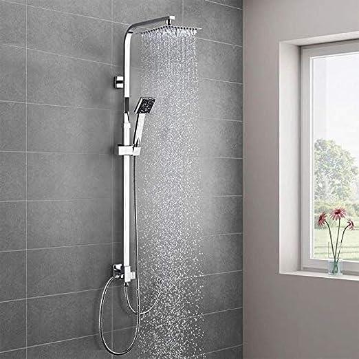 Columna de ducha cuadrada sin grifo conjunto de ducha sin grifo ...