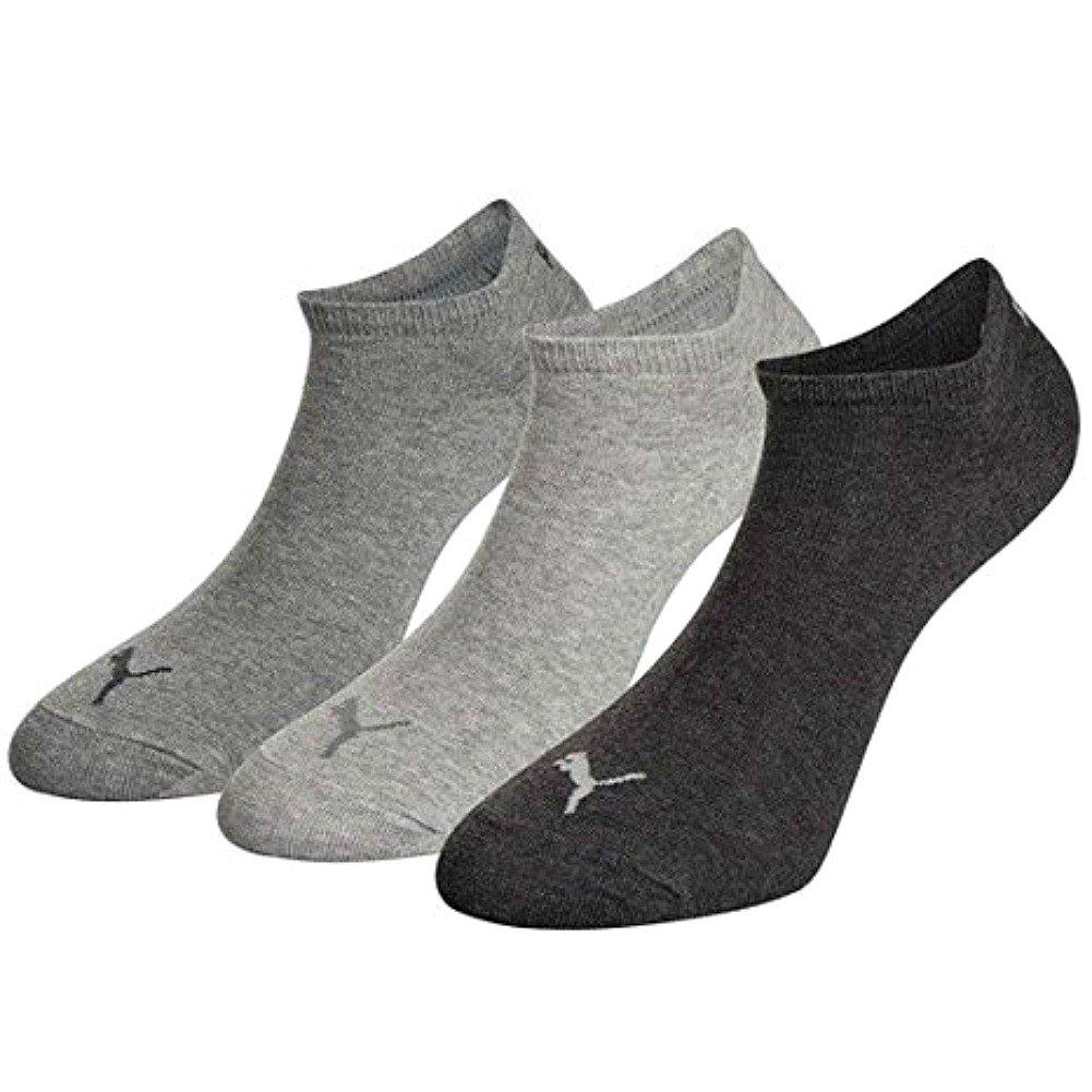 Puma Invisible 3p, Calza Sneaker Unisex Adulto 261080001