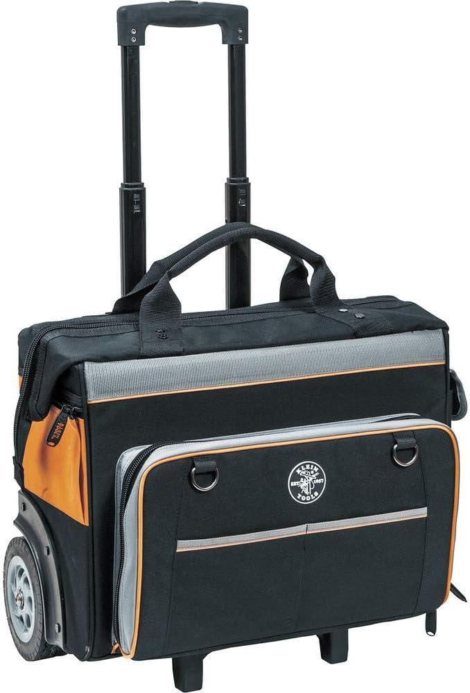 KLEIN TOOLS(クラインツールズ) ツールバッグ キャスター付 55452RTB