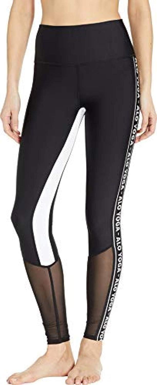 Amazon.com: Alo Yoga Womens High-Waist Trainer Legging ...
