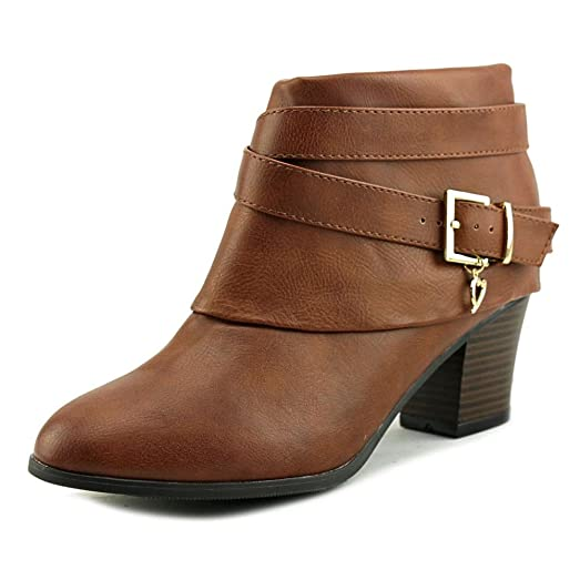 Sodi Womens Teca Closed Toe Ankle Fashion Boots