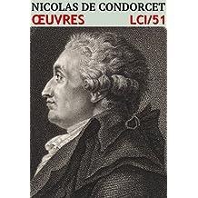 Condorcet - Oeuvres (Annoté) (51)