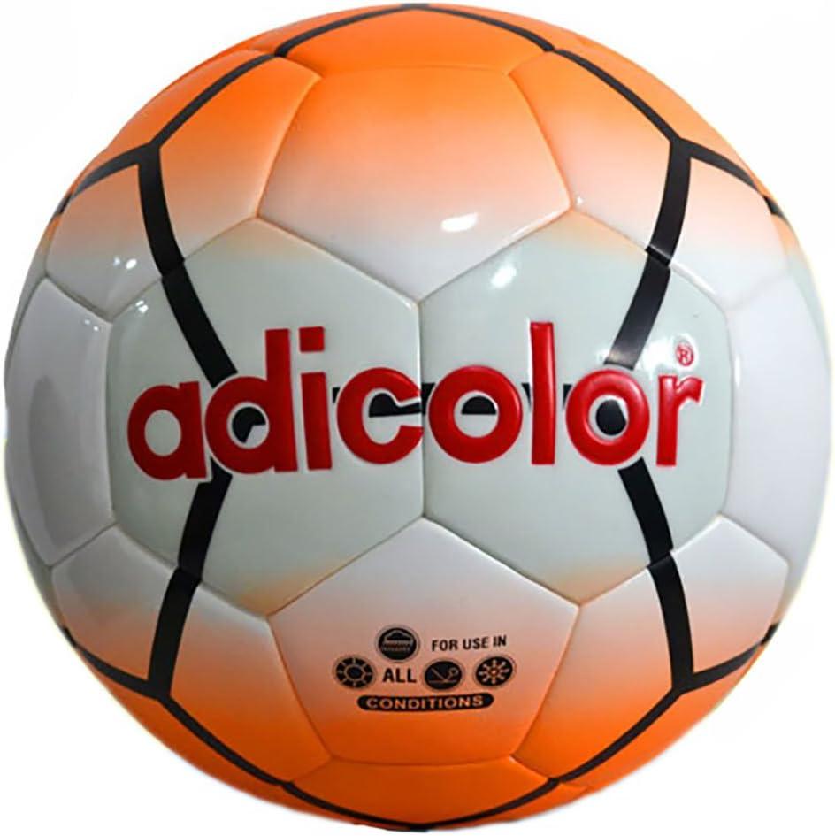 4 Adicolor luminoso Fútbol balón de fútbol Soccer bal luz nocturna ...