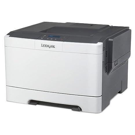 Lexmark CS317DN Color 2400 x 600DPI A4 - Impresora láser (2400 x 600 DPI, 60000 páginas por mes, Laser, 500-5000 páginas por mes, 3000 páginas, 23 ...