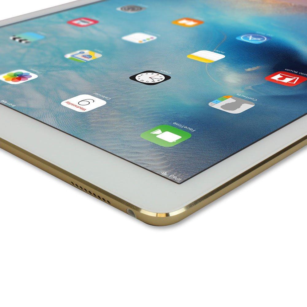 iPad 2017 New Model iPad Pro 9.7 iPad 9.7 Inch 2017 // iPad Pro 9.7 // iPad Air 2 // iPad Air Tempered Glass Screen Protector YaSaShe Anti Scratch Premium HD Clear 9H Hardness for Apple iPad Air