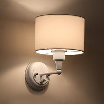 Sisanlai Lampe De Mur Haut Bas Applique Murale Style Minimaliste