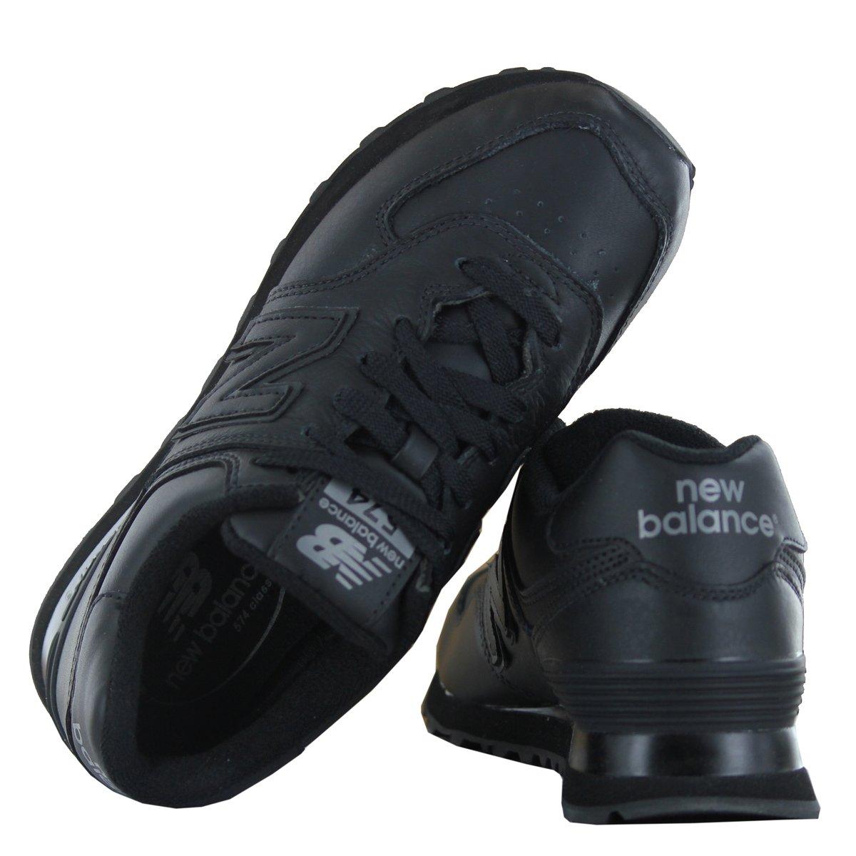 New Balance: zapatillas de deporte Classics 574 para mujer (negras): Amazon.es: Zapatos y complementos