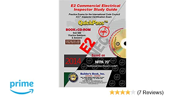 E2 Commercial Electrical Inspector QuickPass Study Guide