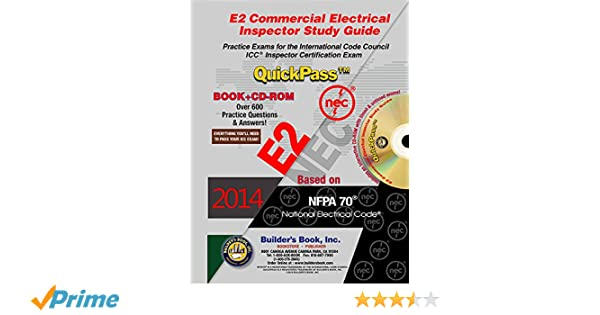e2 commercial electrical inspector quickpass study guide based on rh amazon com 4th Grade Worksheets 4th Grade Worksheets