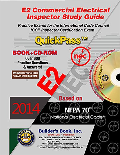 E2 Commercial Electrical Inspector QuickPass Study Guide Based on ...