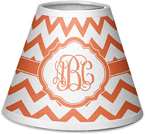 RNK Shops Chevron Chandelier Lamp Shade Personalized