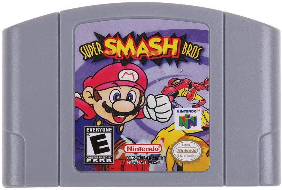 Super Smash Bros Nintendo 64: Amazon.es: Videojuegos