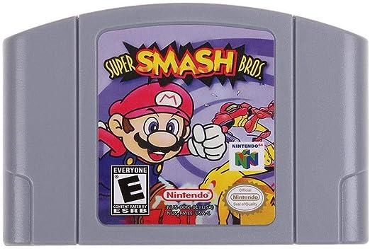 Super Smash Bros Nintendo 64: Amazon.es: Videojuegos