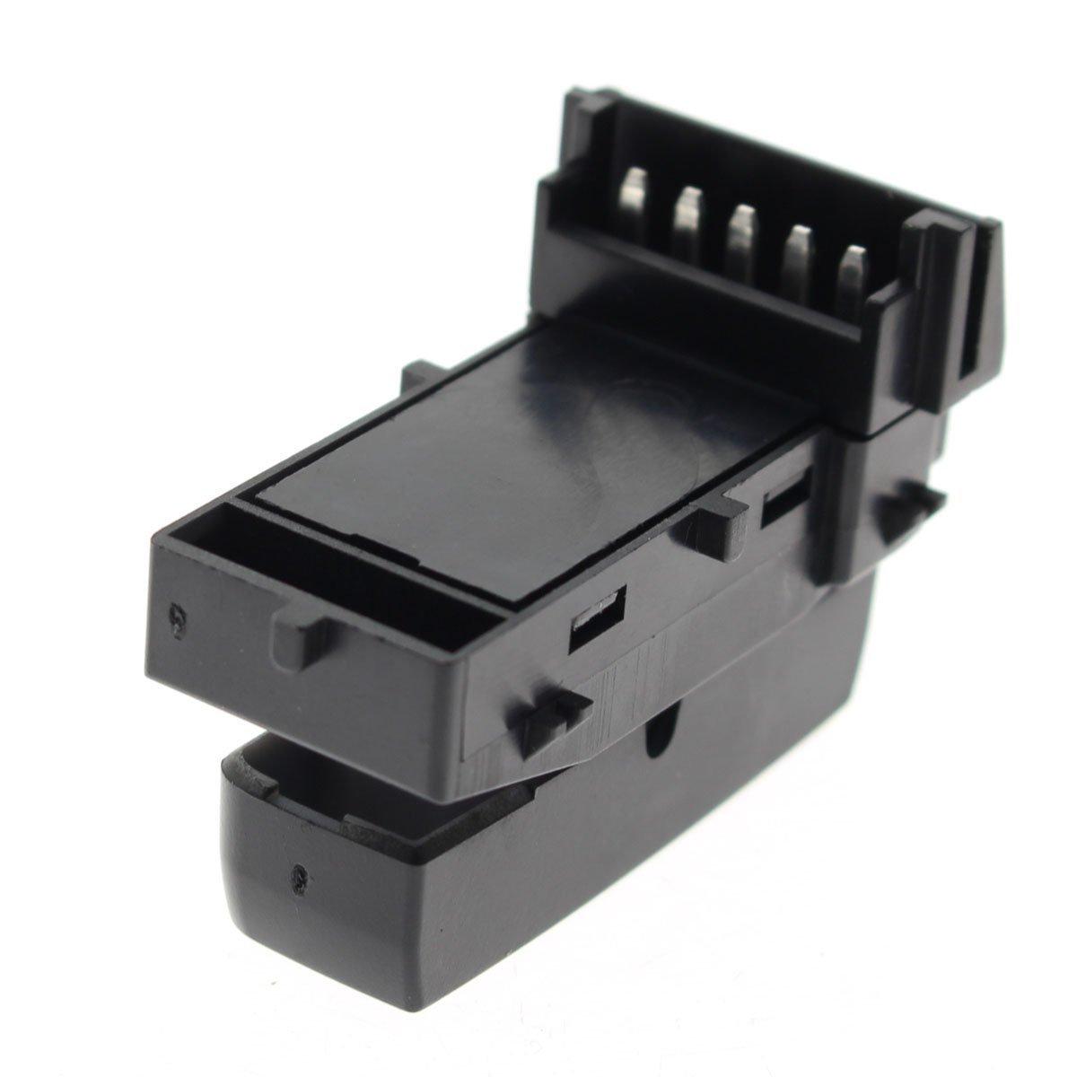 GMC 2007-2012 Front Left Door Lock Switch 15804093 901-119 Carbour Carbhub 15804093 Door Lock Switch for Chevrolet 2007-2012