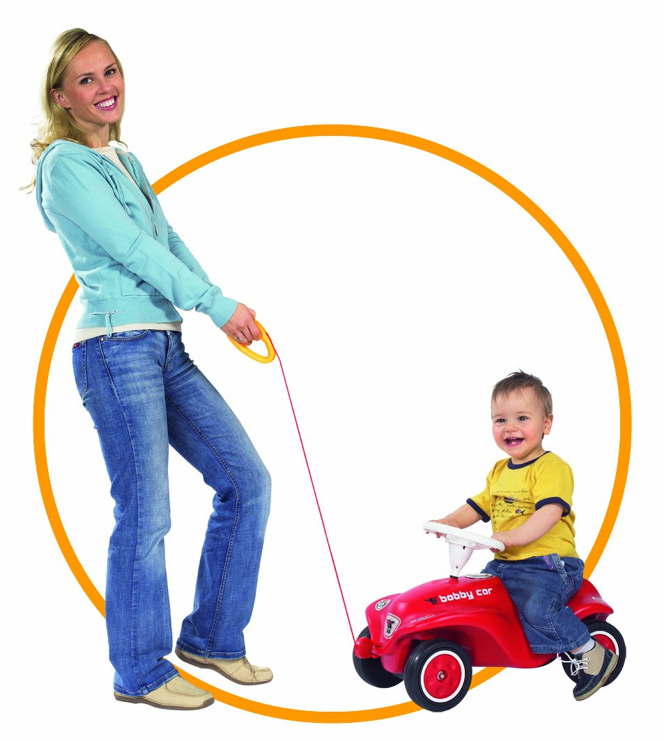 BIG 800001265 Towing Cable Toy for Bobby-Car