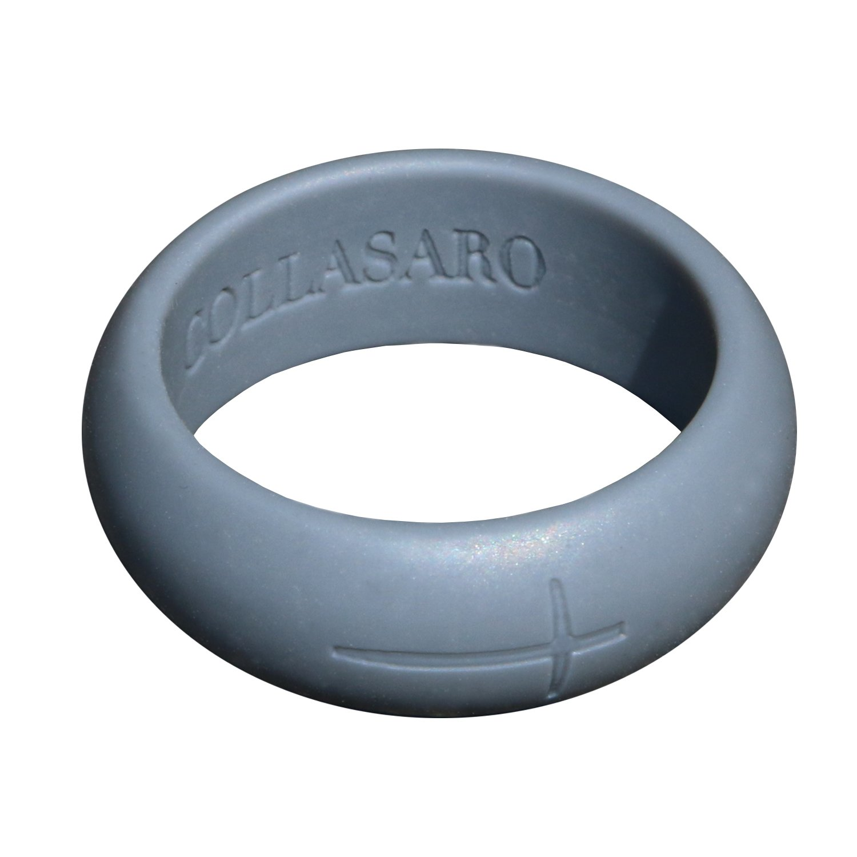 collasaroシリコンウェディングリング、医療グレードウェディングバンドメンズレディース、設計、フィットネス、スポーツ、作業 12 12、ジム、Military – – 快適&スキンセーフ B07B5J2898 グレー Size 12 (Φ21.3mm) Size 12 (Φ21.3mm)|グレー, switch (スイッチ):4289e1cd --- ero-shop-kupidon.ru