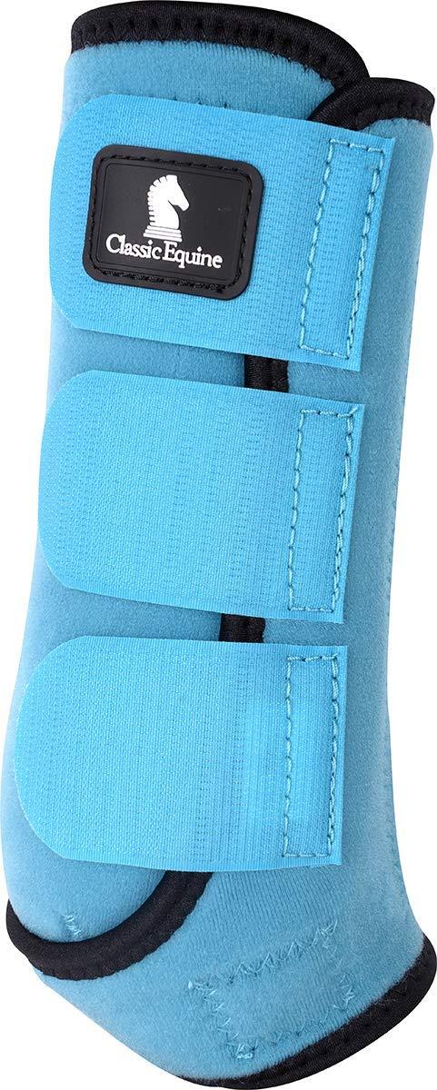 ClassicFit Front Boot, Turquoise, Medium