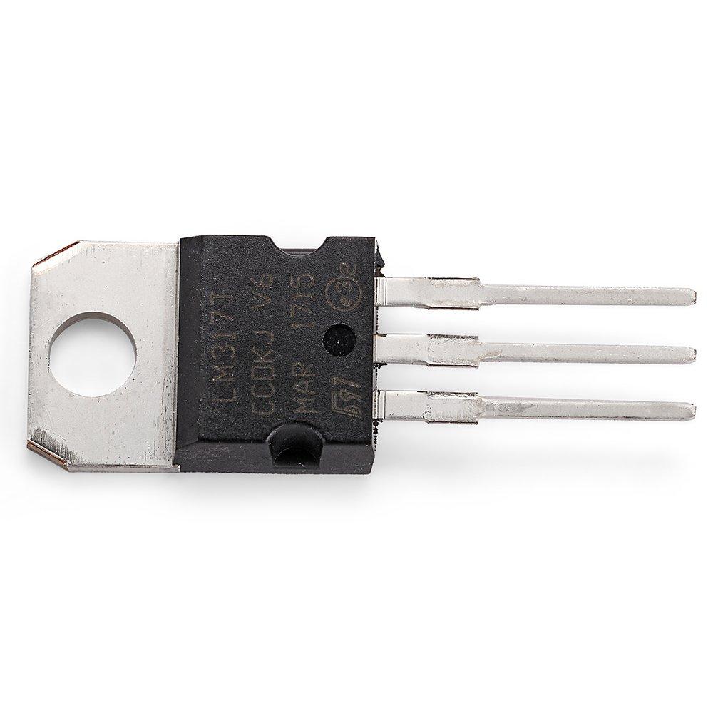 Gufastore 10 Kinds High Current Positive Voltage Regulator Ic With Pnp Boost Assortment Kit Anti Static Tweezers Including Lm317 L7805 L7806 L7808 L7809 L7810 L7812