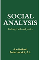 Social Analysis: Linking Faith and Justice Paperback