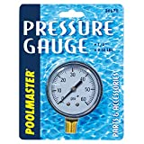 "Poolmaster 36670  Pressure Gauge - 1/4"" Bottom-Mount Thread"