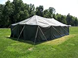 GP Medium 16u2032 X 32u2032 Vinyl Tent ...  sc 1 st  Amazon.com & Amazon.com : GP Small Tent 17u00276