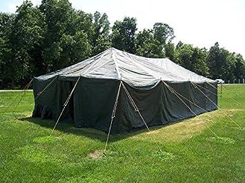 GP Medium 16u2032 X 32u2032 Vinyl Tent (New) & Amazon.com : GP Medium 16u2032 X 32u2032 Vinyl Tent (New) : Sports u0026 Outdoors