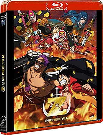 One Piece  Z - Película 11  Blu-ray   Amazon.es  Animación b370a010484