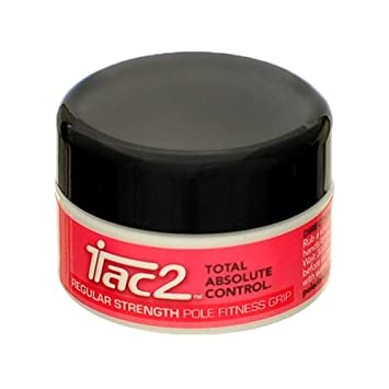 iTac2 Pole Dance Fitness Grip Regular Strength 20g 0.7oz Tub by iTac2 Sports Grip: Amazon.es: Deportes y aire libre