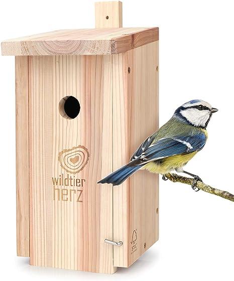 Nistkasten Blaumeise 26 mm Vogelhaus