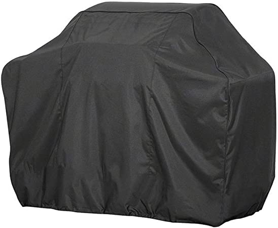 Amazon Com Flr Grill Covers Black 31inch Waterproof Dust Proof Fading Resistant Bbq Grill Covers Protection For Holland Weber Brinkmann Jenn Air And Char Broil Barbecue Grill Cover Garden Outdoor