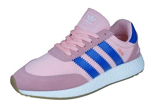 Scarpe adidas - Iniki Runner W corallo/blu/caramella: Amazon.it: Scarpe e borse