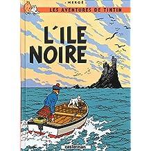 TINTIN T.07 : L'ÎLE NOIRE