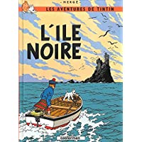 L'Ile Noire (Aventures de Tintin) MINI ALBUM (French Edition) MINI ALBUM