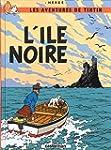 TINTIN T.07 : L'�LE NOIRE