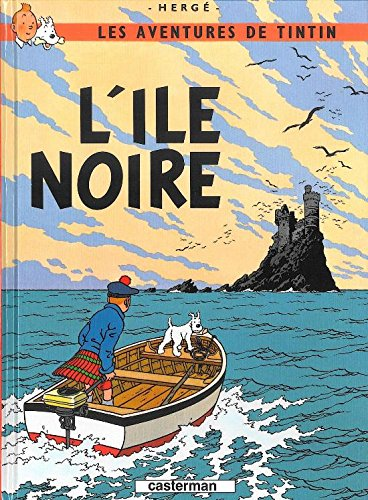 Download L'Ile Noire (Aventures de Tintin) MINI ALBUM (French Edition) MINI ALBUM (Les Aventures de Tintin) ebook