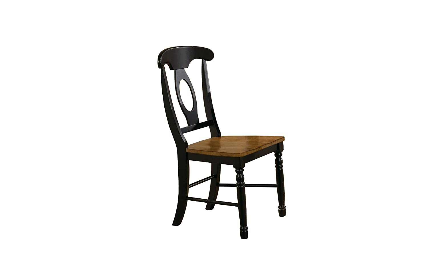 Winners Only, Inc. Quails Run 39 in. Napoleon Side Chair – Set of 2