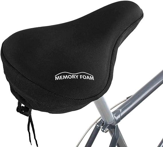 Visko Komfort Sattelbezug Sattelbezug Memory Effekt Sitzkomfort Bezug