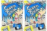 Nobel Super Soda/lemon/cola Candy, 3.1-ounce Bags