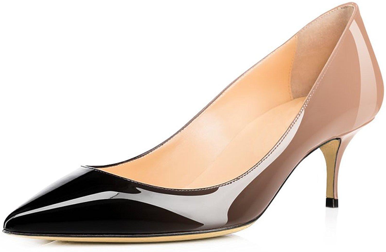 Edefs Abendschuhe Damen Pumps Mit Absatz Buro Schuhe Frauen