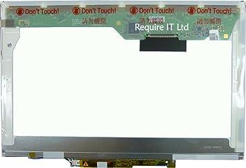 DELL Latitude D620 D630 WXGA + Pantalla LCD HC948 lp141wp1 Matte 1440 x 900: Amazon.es: Informática