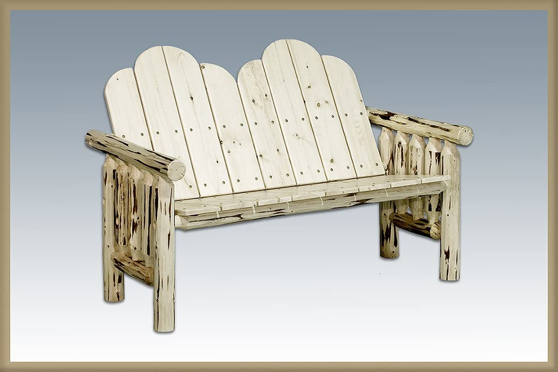 Montana Woodworks Montana Collection Deck Bench