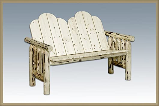 Montana Woodworks Collection Deck Bench