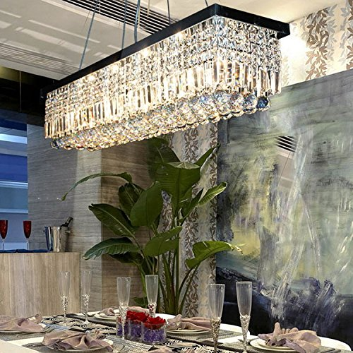 Rectangle Pendant Light Fixtures in US - 5