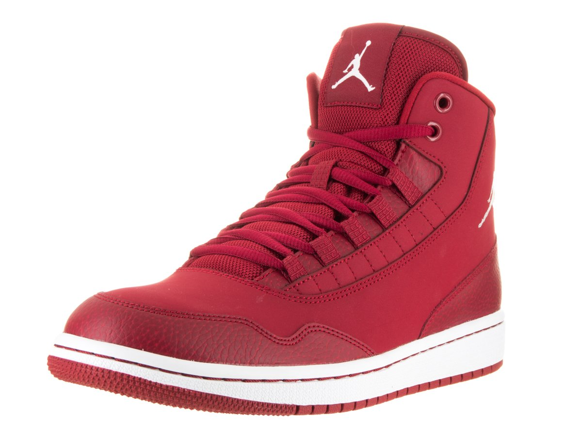 Nike Herren Jordan Executive Sportschuhe-Basketball  44 EU|Rot (Rot (Gym Red/White-white))