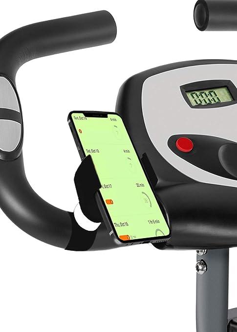 Marvorem Handyhalterung Für Fahrrad F Bike Spinning Elektronik